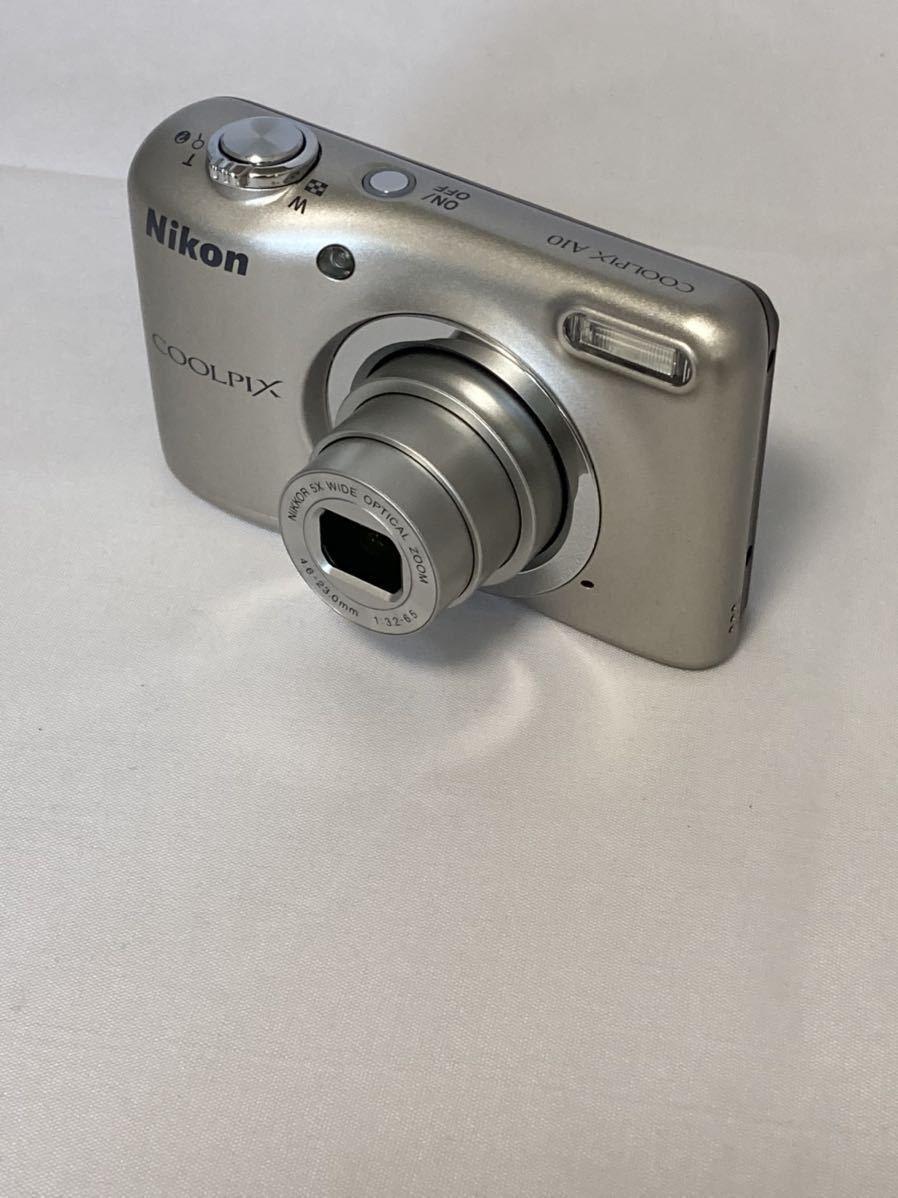 ★☆ 美品 Nikon ニコン coolpix a10 ☆★