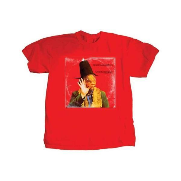 Captain Beefheart Tシャツ キャプテンビーフハート Trout M