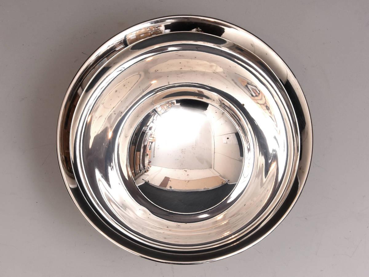 銀製 銀 カップ 盃 重:82g K.MIYATA 酒器 酒杯 杯 シルバー 金属工芸 b8920n_画像6