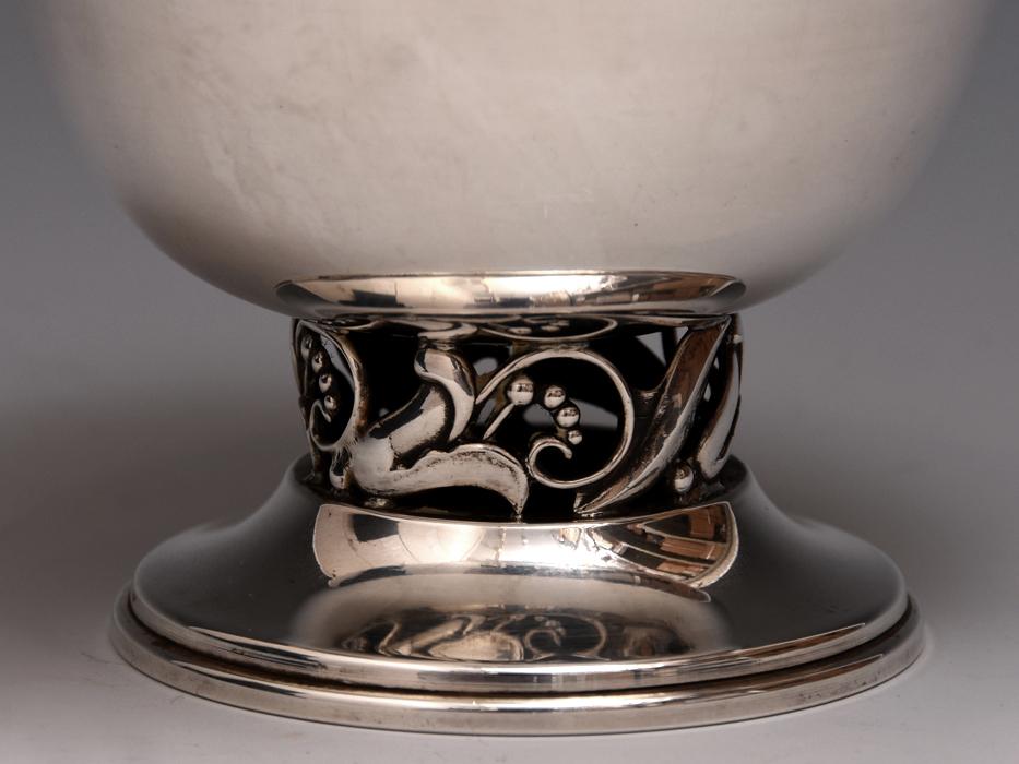 銀製 銀 カップ 盃 重:82g K.MIYATA 酒器 酒杯 杯 シルバー 金属工芸 b8920n_画像3