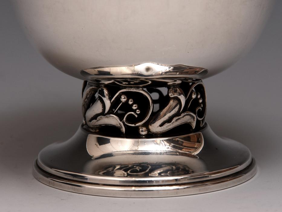 銀製 銀 カップ 盃 重:82g K.MIYATA 酒器 酒杯 杯 シルバー 金属工芸 b8920n_画像4