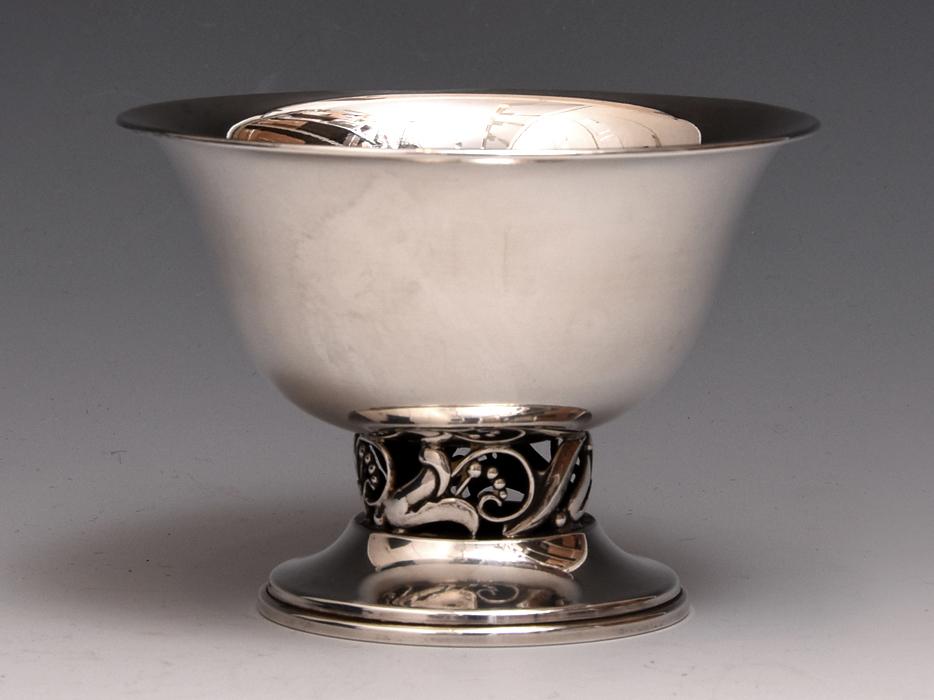 銀製 銀 カップ 盃 重:82g K.MIYATA 酒器 酒杯 杯 シルバー 金属工芸 b8920n_画像2