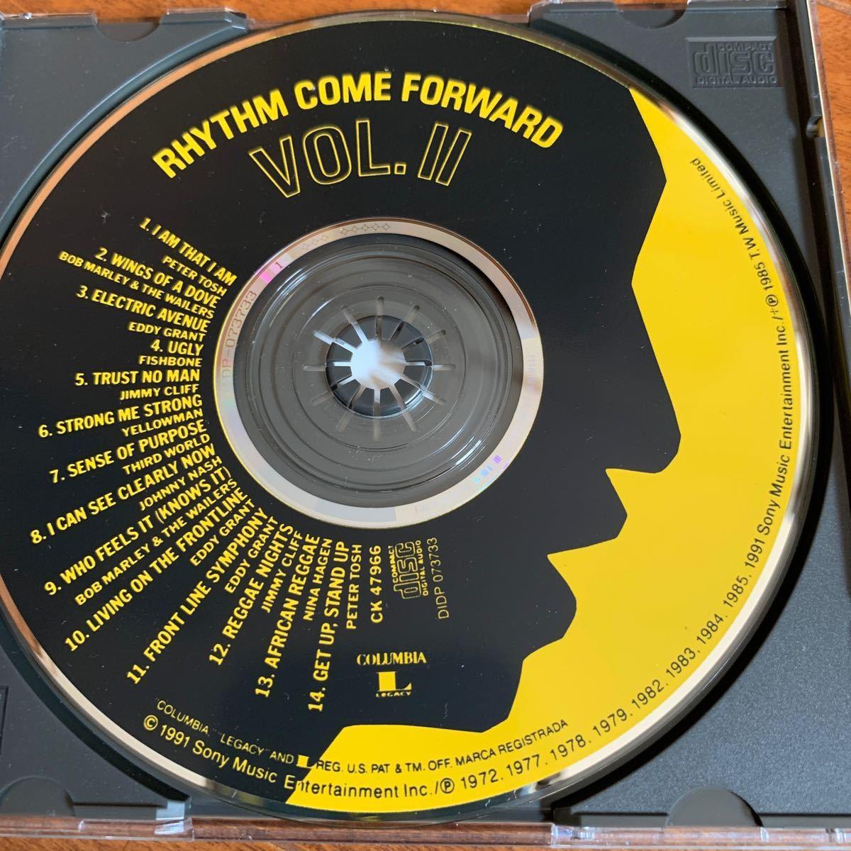 【輸入盤】Rhythm Come Forward 2/(オムニバス)
