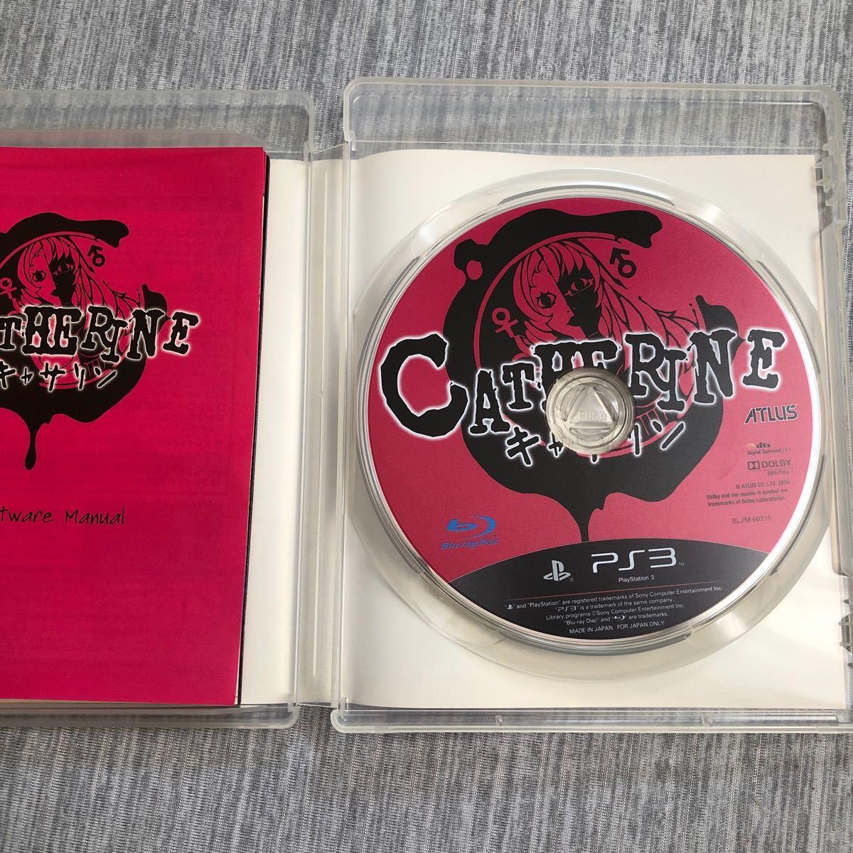 【PS3】 キャサリン (CATHERINE) [通常版]