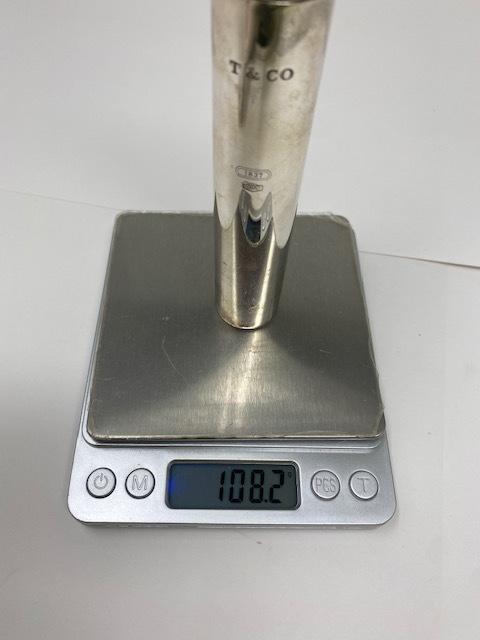 TIFFANY&Co./ティファニー シュガーケース 1837 シルバー silver 925 約108.2g_画像8