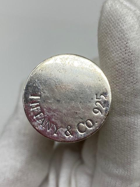 TIFFANY&Co./ティファニー シュガーケース 1837 シルバー silver 925 約108.2g_画像4