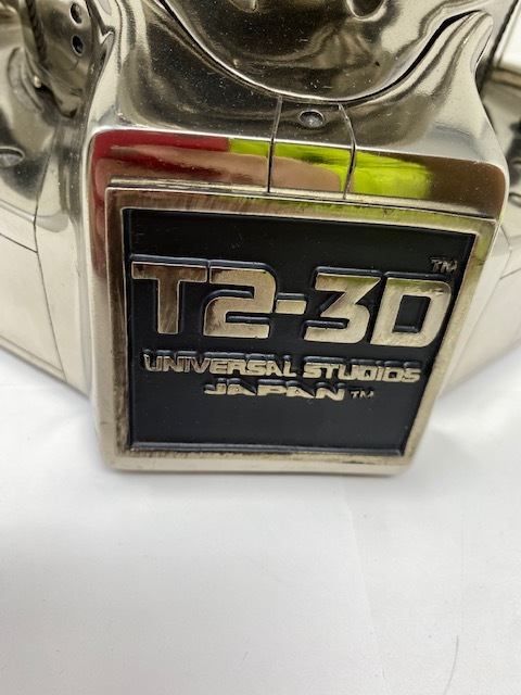 USJ限定 T2-3D版 1/1 エンドスケルトンヘッド ターミネーター ジャンク_画像2
