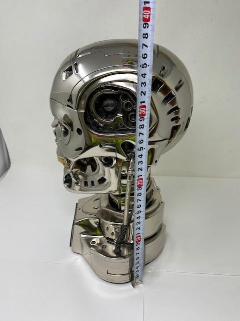 USJ限定 T2-3D版 1/1 エンドスケルトンヘッド ターミネーター ジャンク_画像4