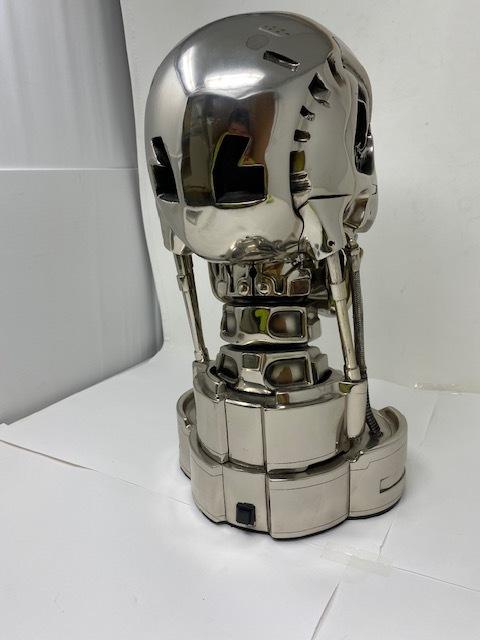 USJ限定 T2-3D版 1/1 エンドスケルトンヘッド ターミネーター ジャンク_画像6