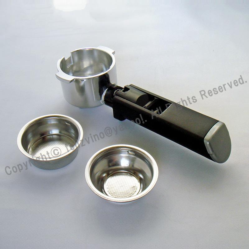 未使用 デロンギ コーヒーパウダー用ポルタフィルター BAR20N/BAR14N