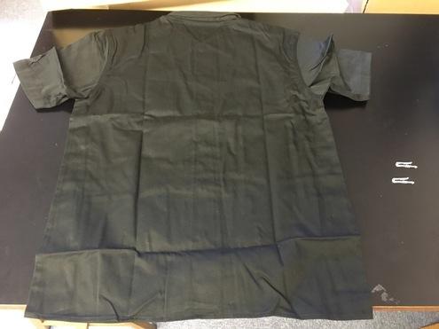 新品 ★ キャブクロージング ワークシャツ ブラック Mサイズ C.A.B. Clothing Work Shirt_画像3