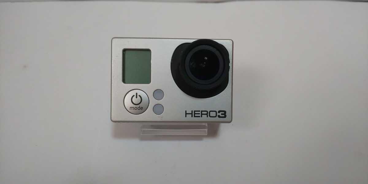 GoPro HERO3 デジタルビデオカメラ