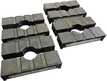 大野ゴム(OHNO) リフト用ゴムパッド 1基分セット(セパレートタイプ 8個入り) ON-1002-8