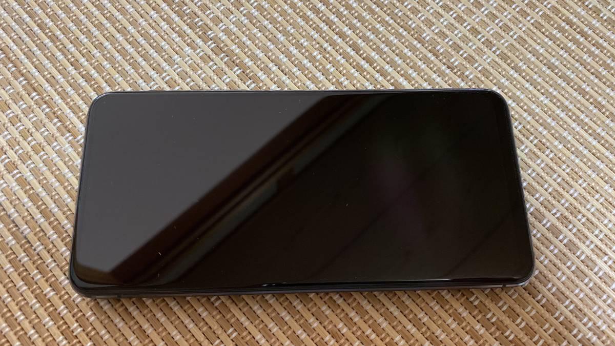 【完動品・極美品・送料無料】Zenfone6 ZS630KL 8G RAM 256GB SIMフリー ブラック_画像3