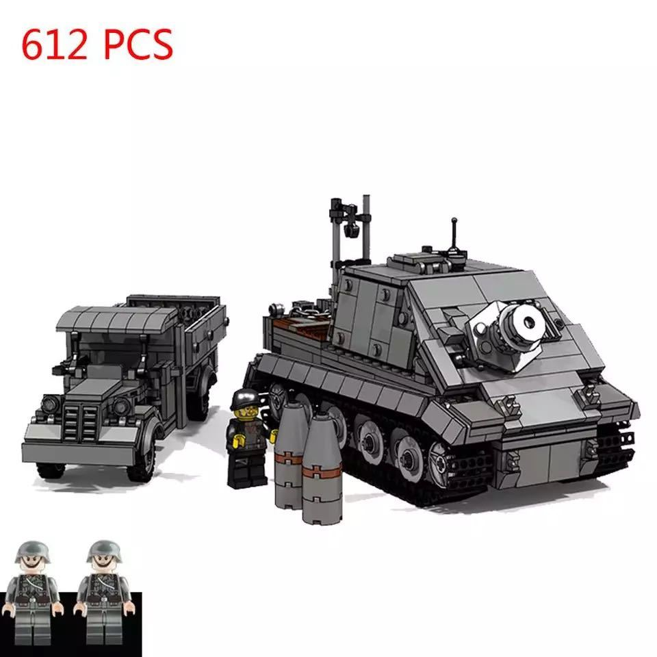 LEGO互換 38cm突撃臼砲 ストームタイガー_画像1