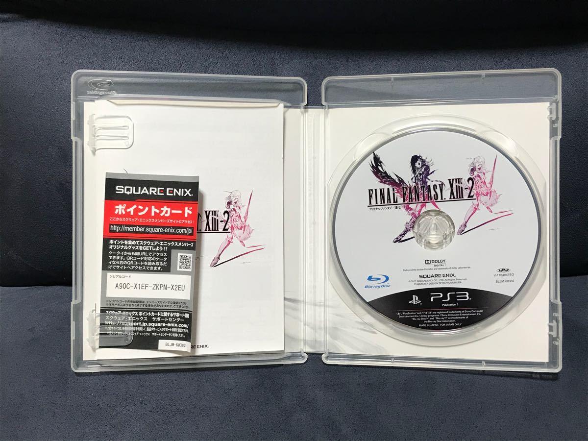 【中古】 ファイナルファンタジー13 PS3ソフト