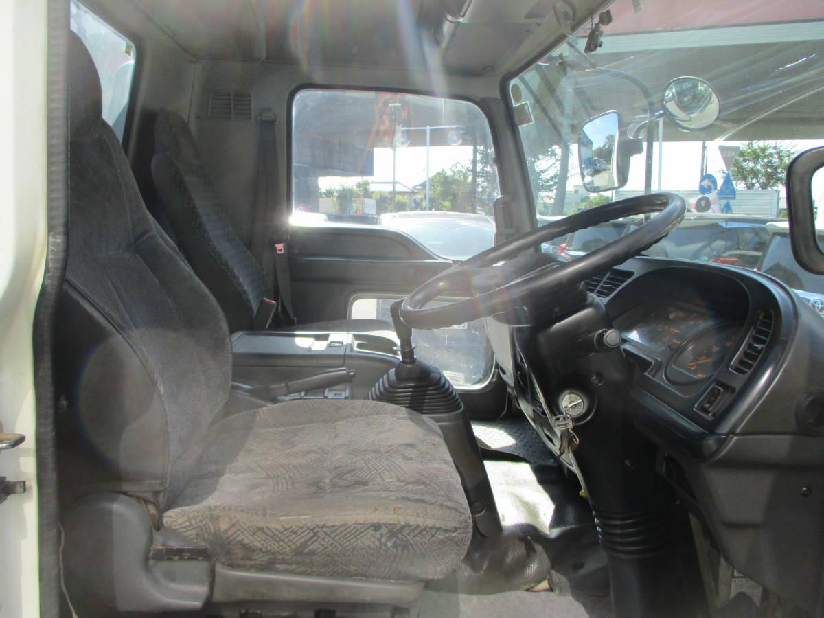 「即決16年9月フォワード脱着装置付きコンテナ専用車(アームロール)イワフジロールリフト・全国登録可能」の画像3