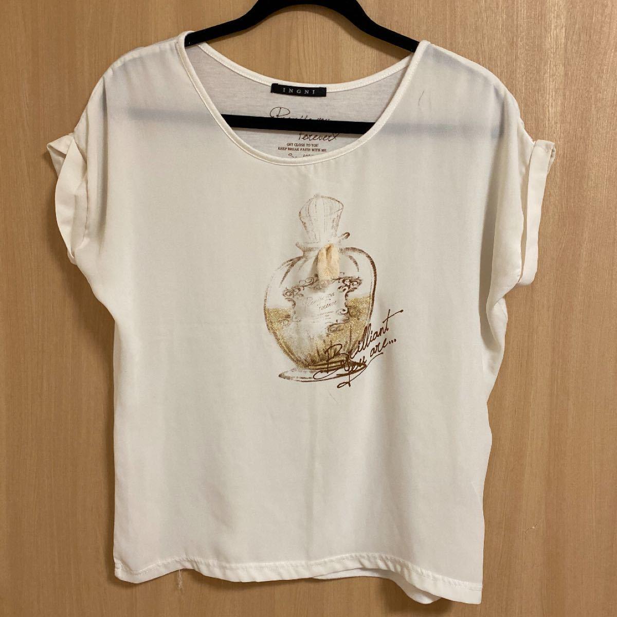 半袖Tシャツ トップス カットソー