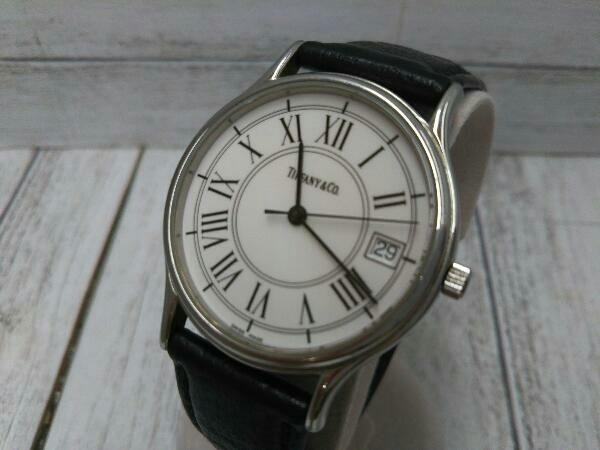【TIFFANY&Co.】 ティファニー 900294143 クォーツ 腕時計 中古_画像1