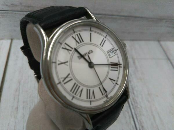 【TIFFANY&Co.】 ティファニー 900294143 クォーツ 腕時計 中古_画像2