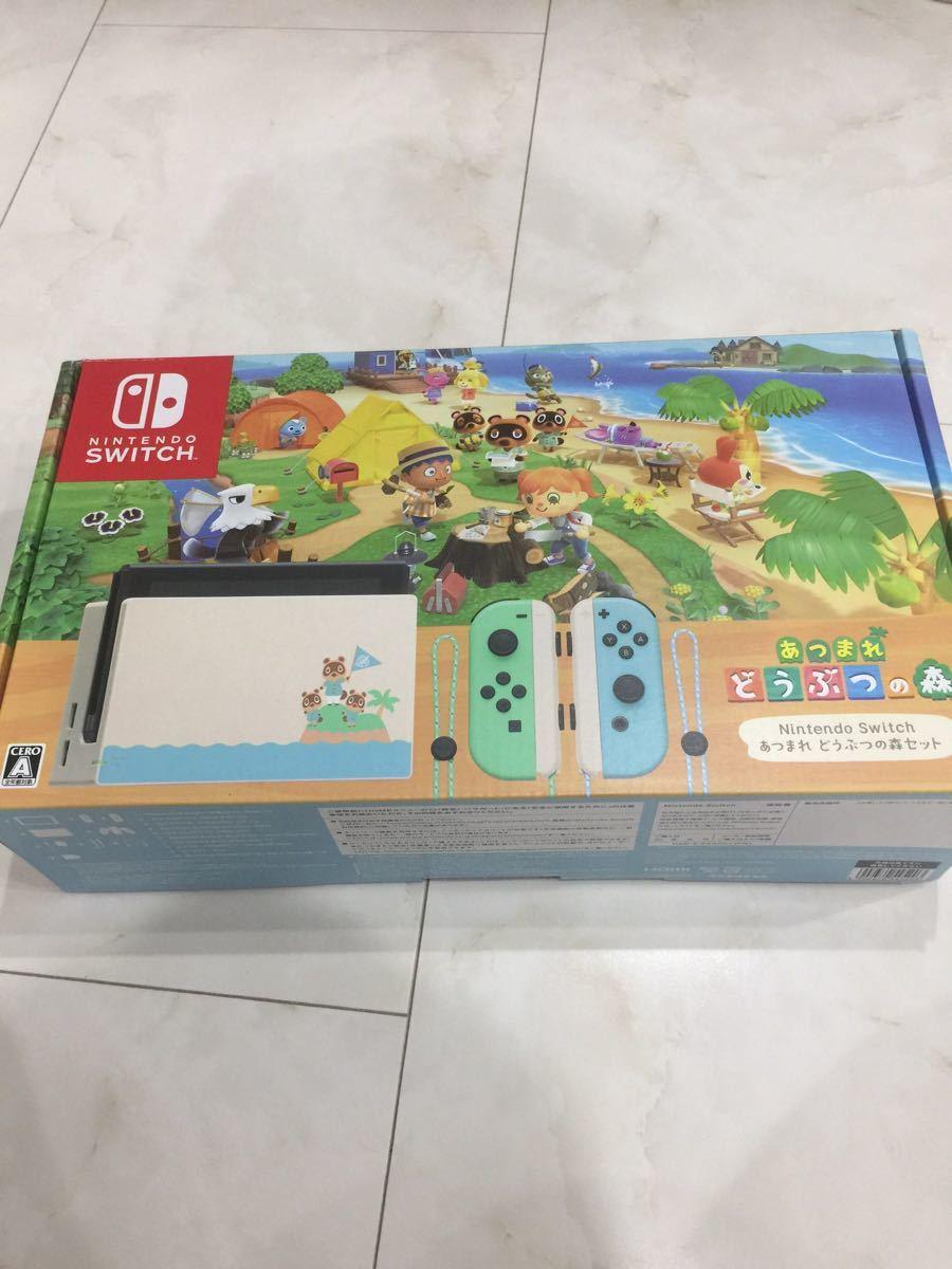 Nintendo Switchあつまれどうぶつの森 ニンテンドースイッチ