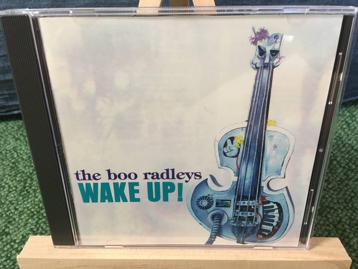 【CD】BOO RADLEYS ☆ Wake Up! 輸入盤 95年 UK Creation ブリットポップ 名盤 良品 Martin Carr Eggman_画像1