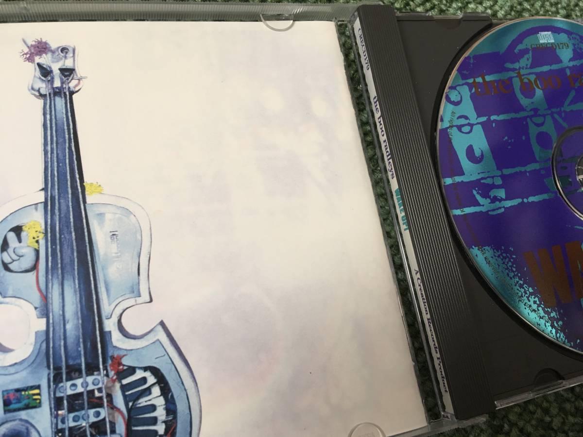 【CD】BOO RADLEYS ☆ Wake Up! 輸入盤 95年 UK Creation ブリットポップ 名盤 良品 Martin Carr Eggman_画像3