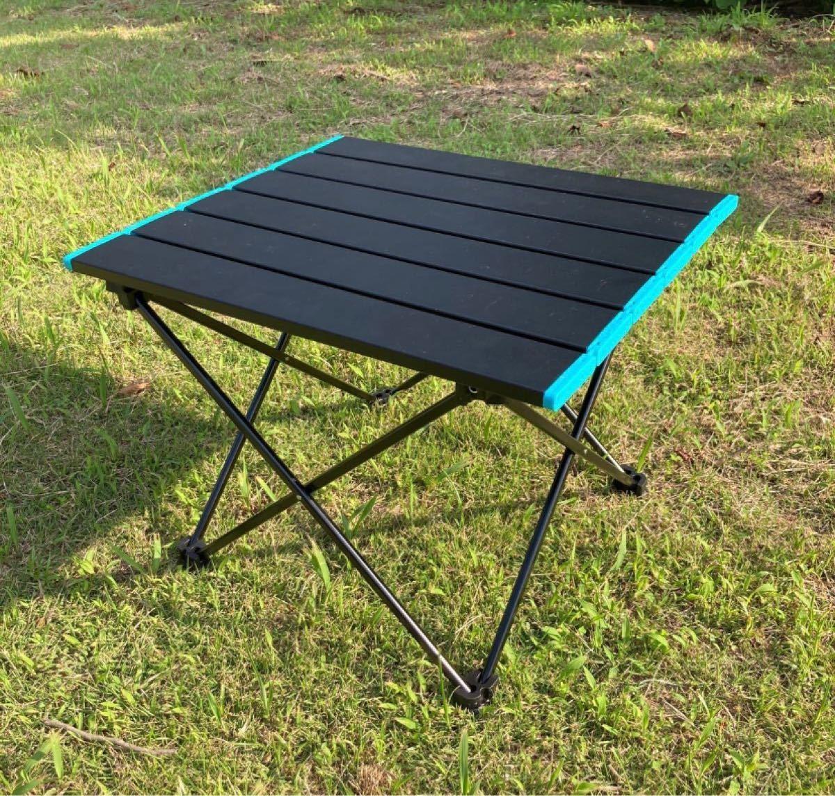 アルミロールテーブルS テーブル ロールタイプ GEJ-ARTS 高さ31cm