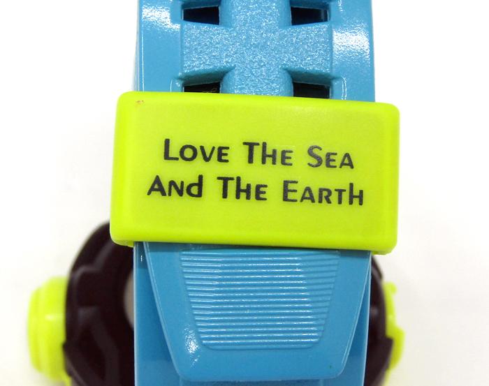 希少 中古 動作品 CASIO カシオ G-SHOCK G-ショック GW-9201KJ-9JR Love The Sea And The Earth イルクジ ライズマン タフソーラー 腕時計_画像7