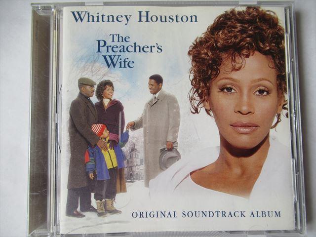 『CD Whitney Houston(ホイットニー・ヒューストン) / The Preacher's Wife:Original Soundtrack Album ★Bobby Brown Johnny Gill』_画像1