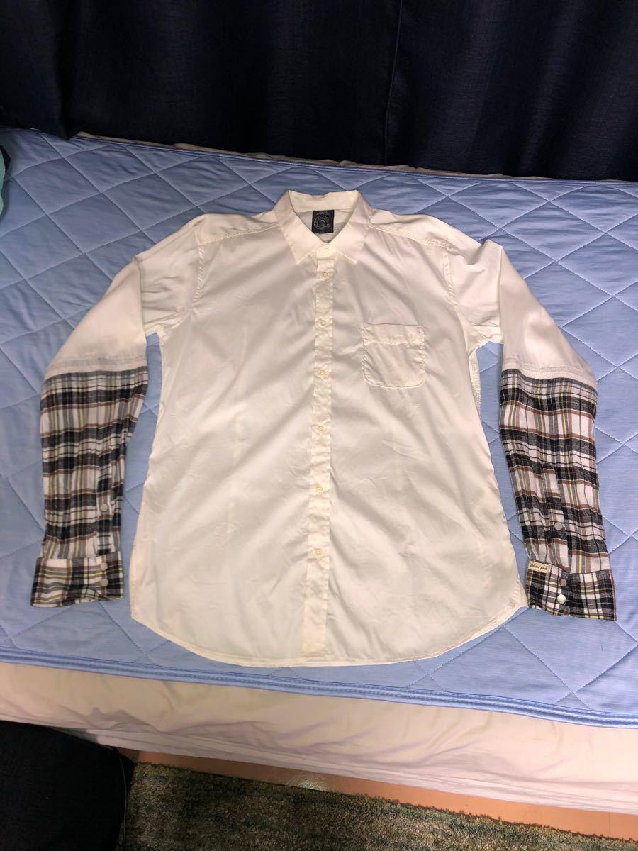 ディーゼル 長袖シャツ