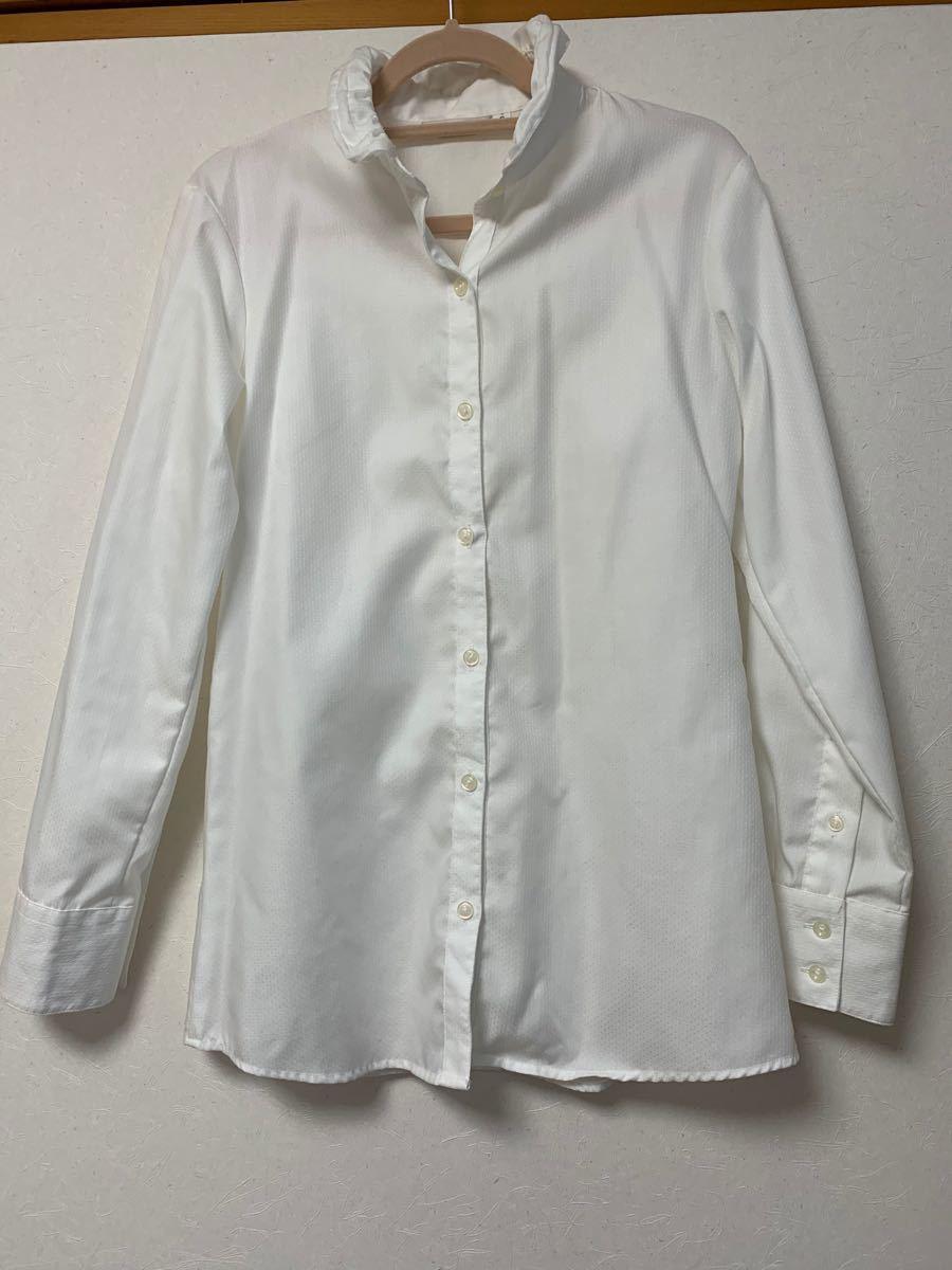 女性長袖シャツ/ブラウスSサイズ オリヒカ
