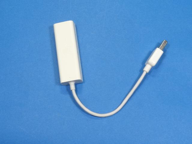 アップル純正 Apple USBモデム MA034 U01M327 UAX 825-6730-A USBケーブル 管FG