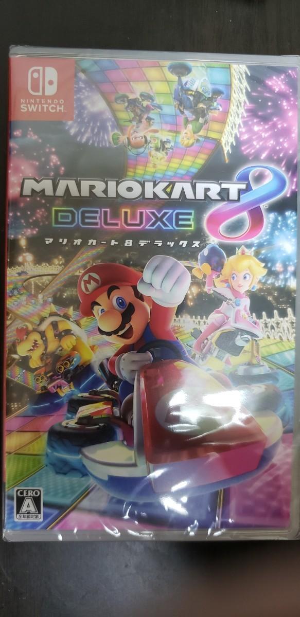 Nintendo Switch マリオカート8デラックス
