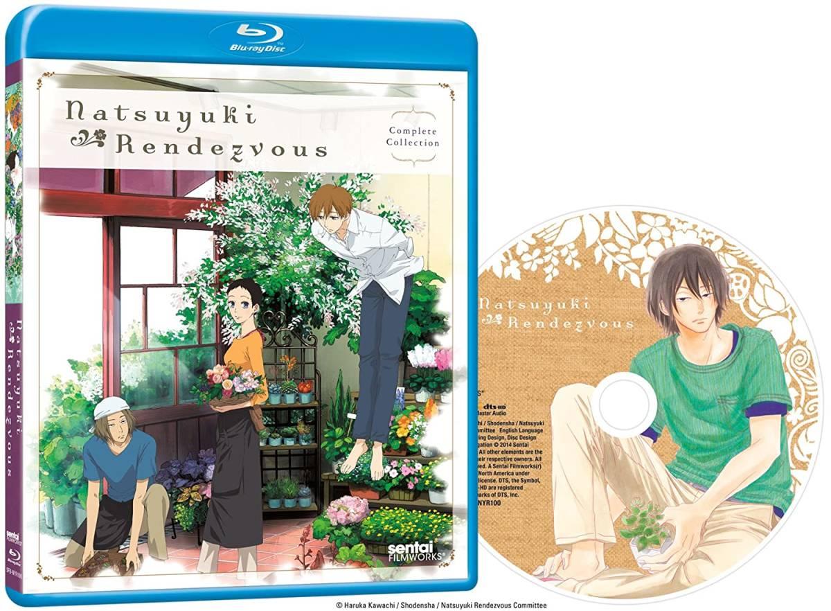 【送料込】夏雪ランデブー 全11話 (北米版 ブルーレイ) Natsuyuki Rendezvous blu-ray BD