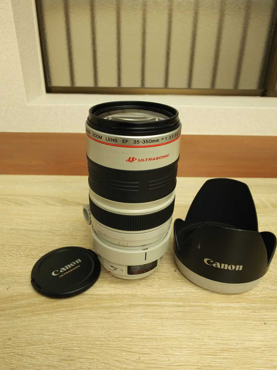 28 レンズ Canon キャノン ZOOM LENS EF 35-350mm 1:3.5-5.6L ULTRASONIC