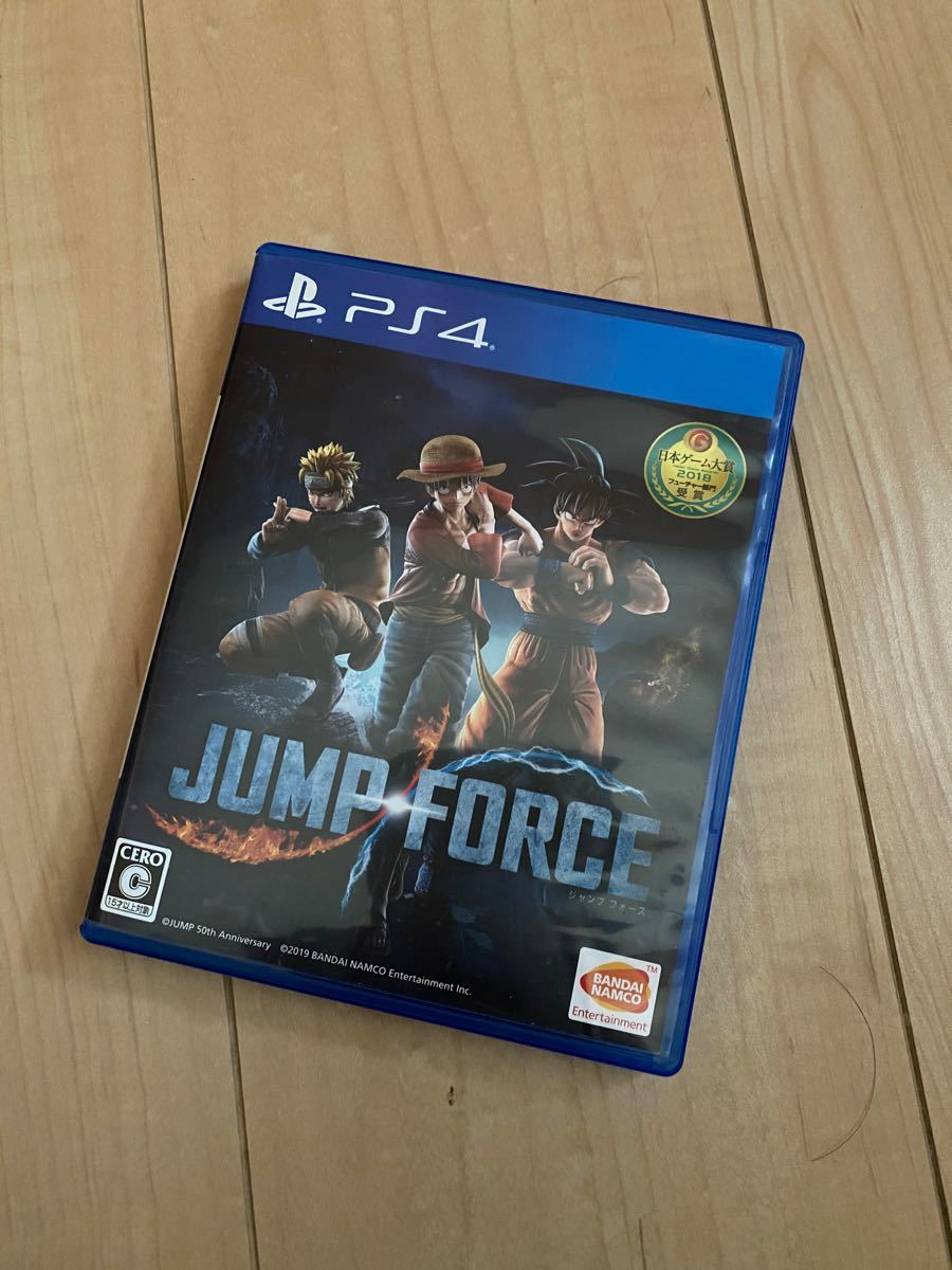 PS4 ジャンプフォース JUMP FORCE PS4ソフト