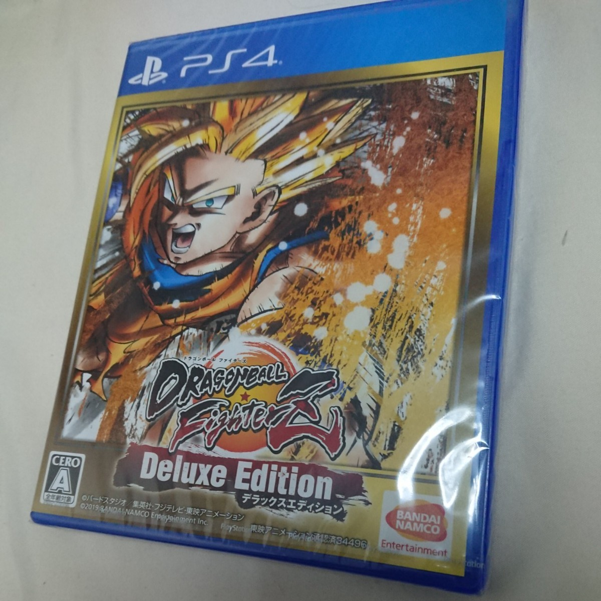 PS4 ドラゴンボール ファイターズ デラックス