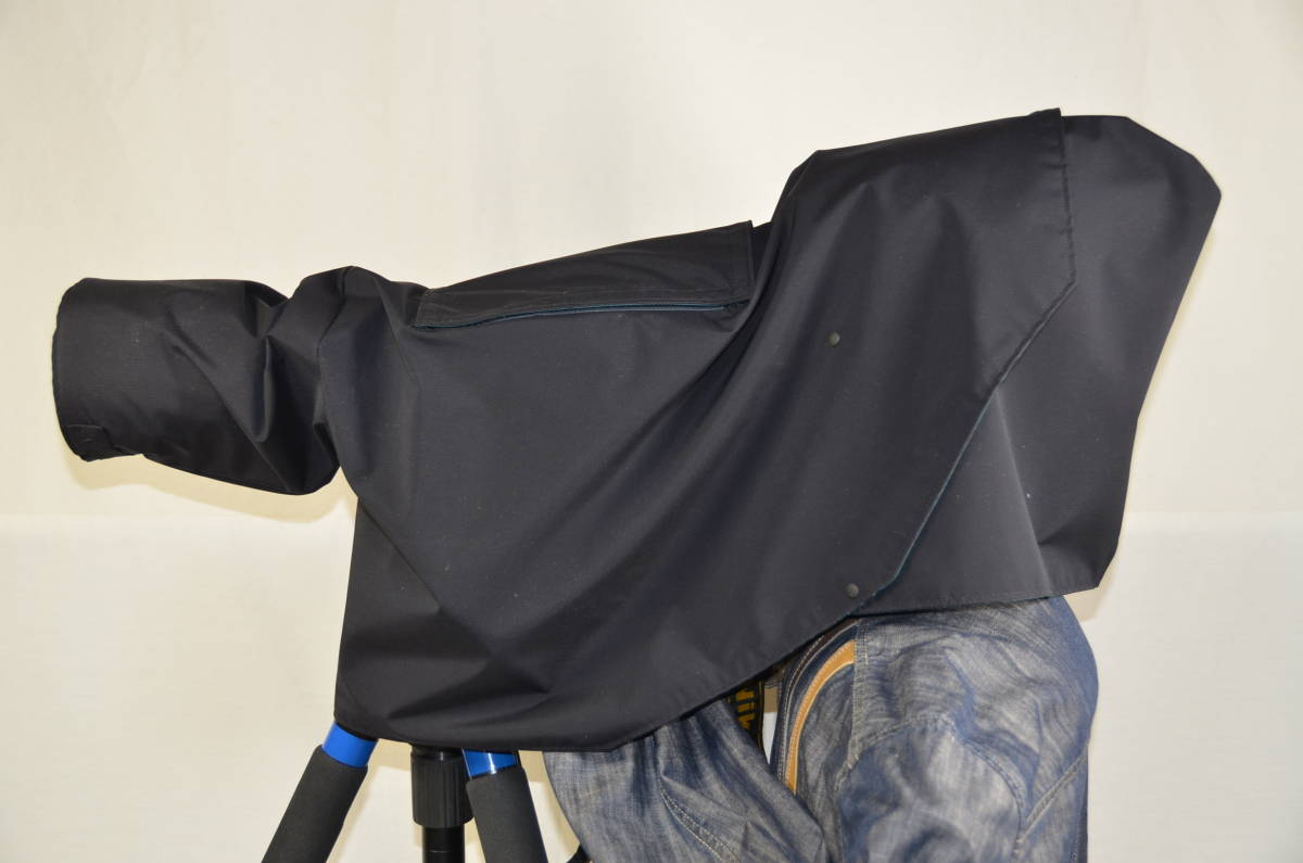 カメラ用レインカバー【窓付】 500mm-1000mm用  オーダーメイド_画像10