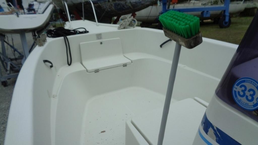「日産マリーンのプレジャーボート「Joy Fisher 630」です。」の画像3
