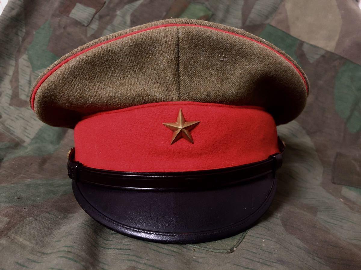 日本軍 日本軍帽子 軍帽 日本陸軍 WW2 大礼服 グルメット_画像1