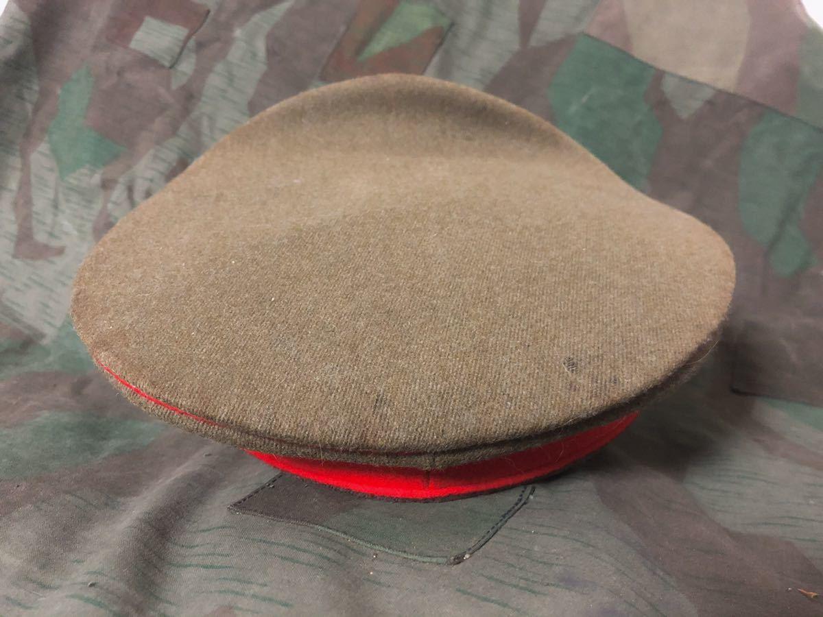 日本軍 日本軍帽子 軍帽 日本陸軍 WW2 大礼服 グルメット_画像2