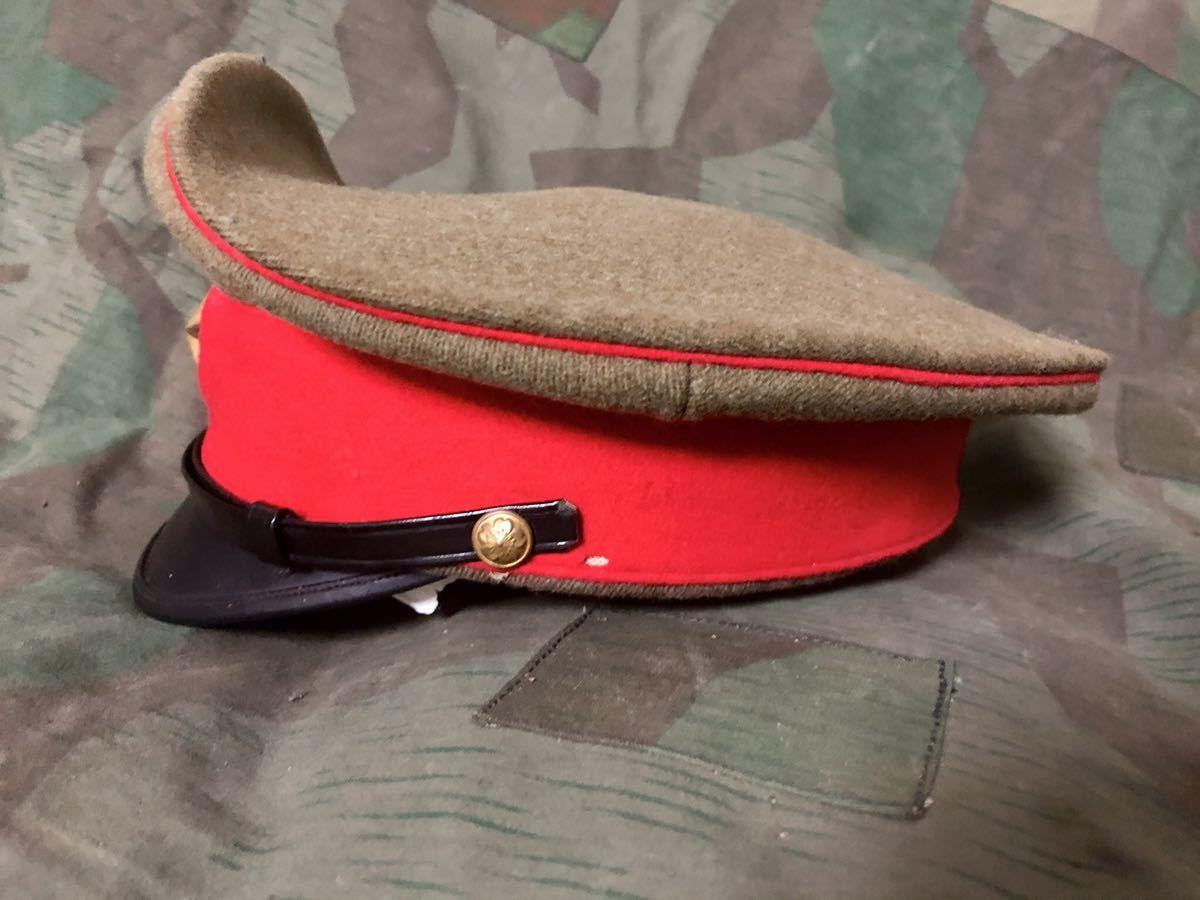 日本軍 日本軍帽子 軍帽 日本陸軍 WW2 大礼服 グルメット_画像4