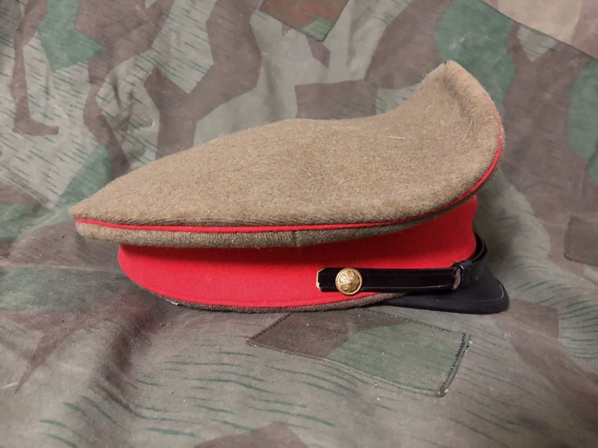日本軍 日本軍帽子 軍帽 日本陸軍 WW2 大礼服 グルメット_画像5