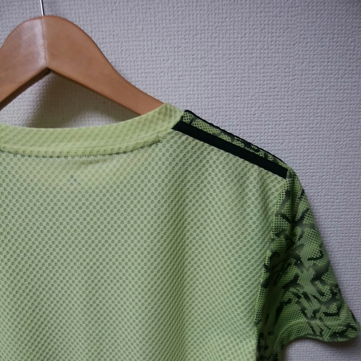 adidas  半袖 Tシャツ 美品 メンズ M ランニング スポーツ