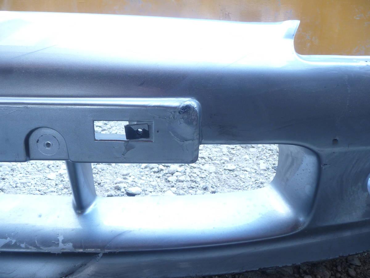 S15 シルビア 純正 フロントバンパー ジャンク品 _画像6