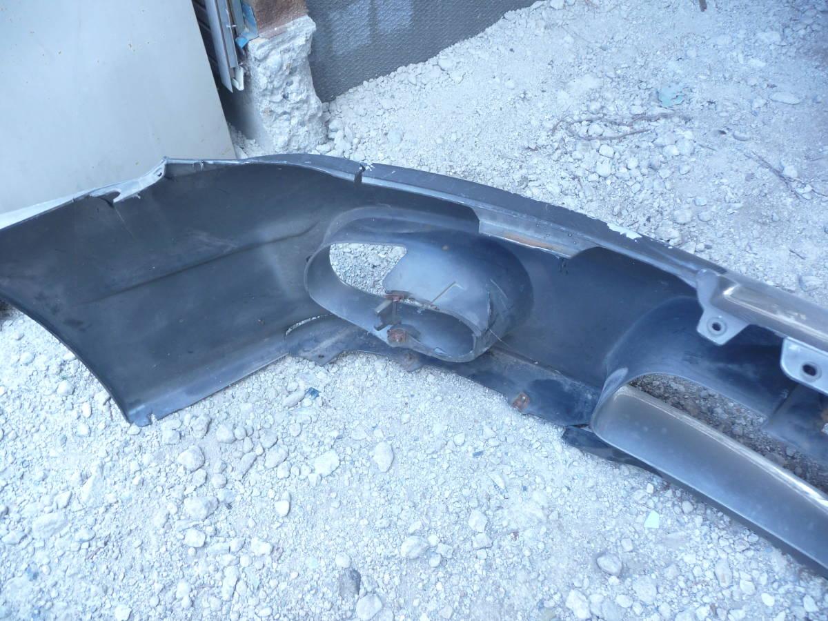 S15 シルビア 純正 フロントバンパー ジャンク品 _画像7