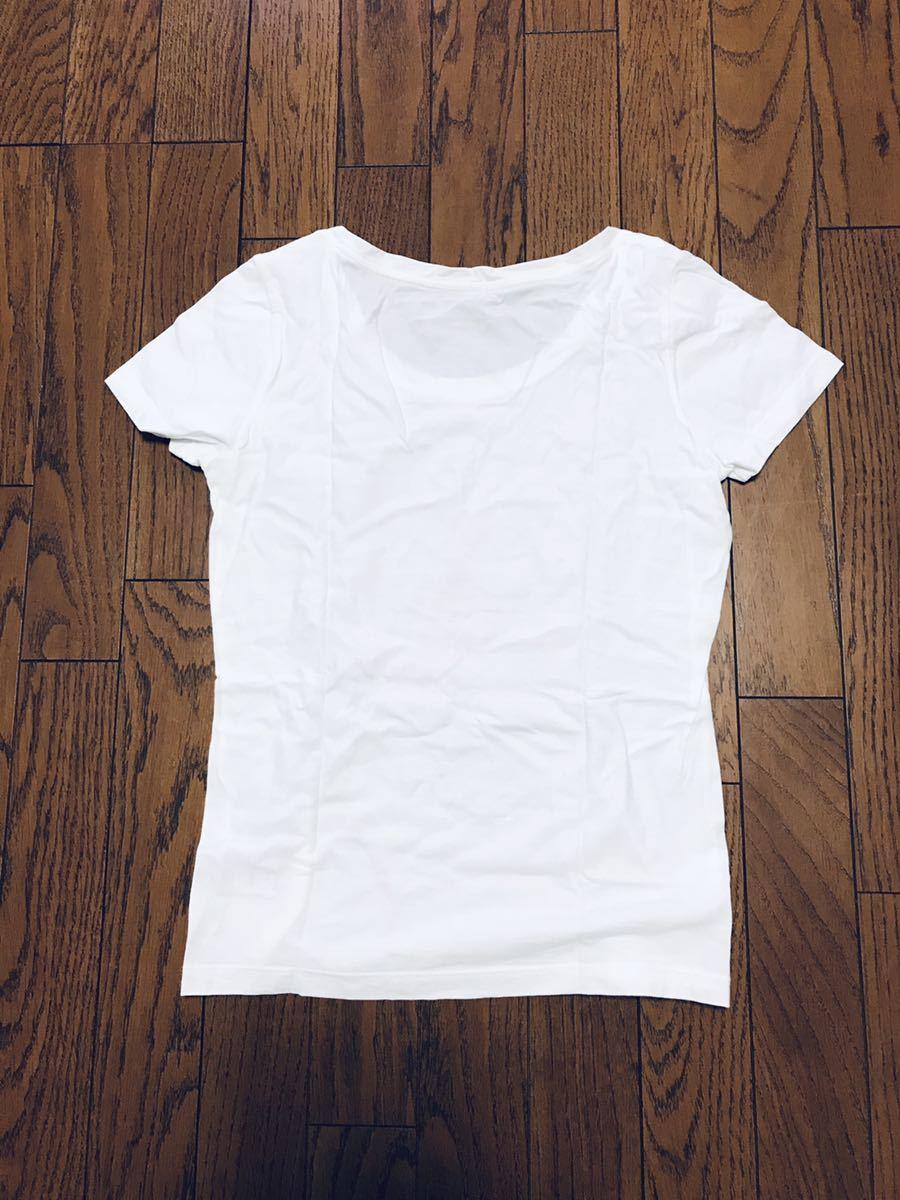 EDDIE BAUER エディーバウアー 半袖Tシャツ XS (Mサイズ)