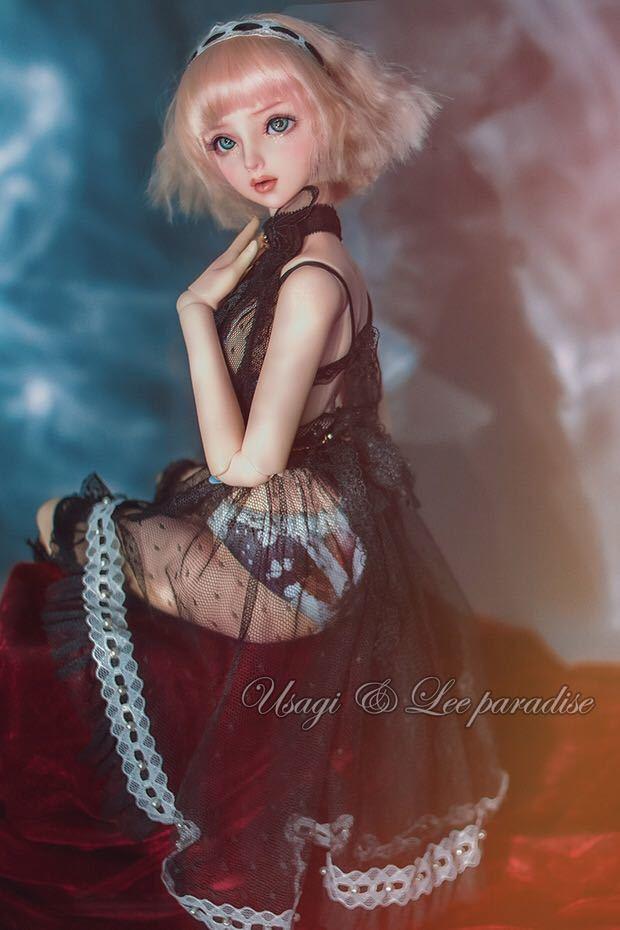 数量限定 2セット BJDドール用衣装セット SDサイズ 人魚姫 球体関節人形 doll 洋服 女用_画像4