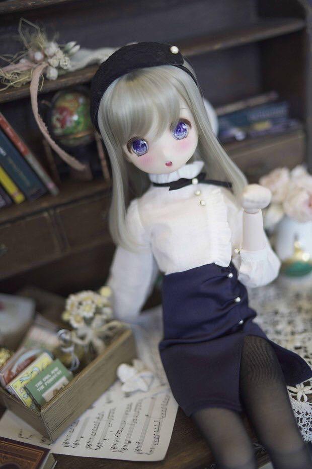 BJDドール用衣装セット MDDサイズ 球体関節人形 doll 洋服 女用_画像4
